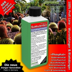 Succulent Phosphorus+ Feed - Liquid Fertilizer 250ml