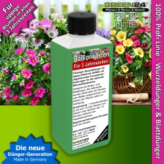 3 Seasons Balcony Flowers Liquid Fertilizer 250ml