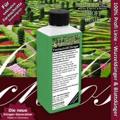 Taxus - Yew Hedge - Trimmed Hedges - Liquid Fertilizer 250ml