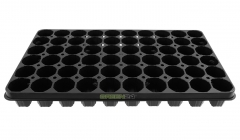 Anzuchtplatte-Topfplatte 60 Töpfe extra stabil