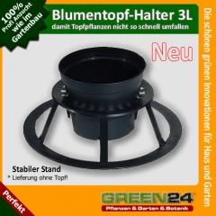 Topf-Halter Topf-Stütze Windschutz 3L