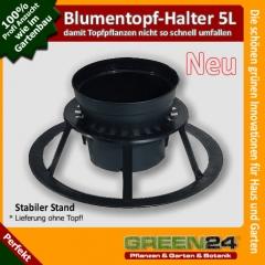 Topf-Halter Topf-Stütze Windschutz 5L