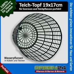 Teichpflanzen-Topf Netz-Topf 19cm