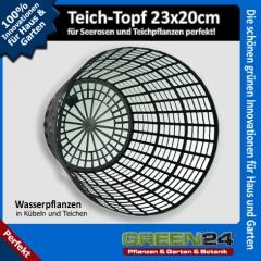 Teichpflanzen-Topf Netz-Topf 23cm