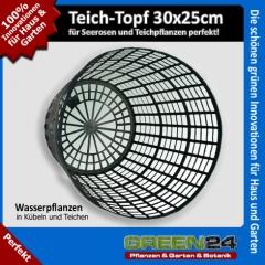 Teichpflanzen-Topf Netz-Topf 30cm
