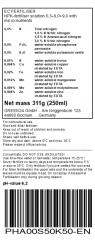 Phalaenopsis - Big Orchids Liquid Fertilizer 250ml