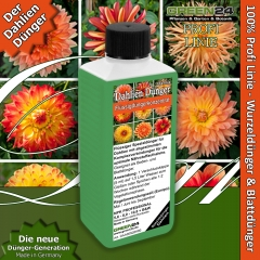 Dahlia Liquid Fertilizer 250ml