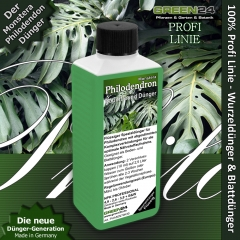 Philodendron, Monstera Liquid Fertilizer 250ml