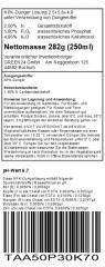 Daylily (Hemerocallis) Liquid Fertilizer 250ml