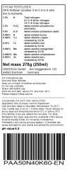 Cycas - Sago Palm Liquid Fertilizer 250ml