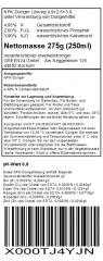 Spathiphyllum (Spath or Peace Lilies) Liquid Fertilizer 250ml