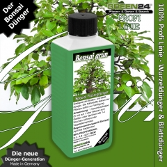 Bonsai Green Feed - Liquid Fertilizer 250ml
