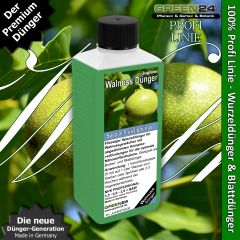 Walnut Liquid Fertilizer for Juglans, Juglans regia, Juglans nigra 250ml