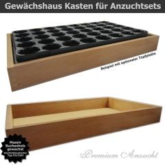 Gewächshaus Style-Box Beige