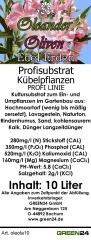 Oleander-Erde Oliven-Erde Substrat 10L