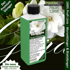 Gardenia Liquid Fertilizer for Gardenieae, Rubiacea 250ml