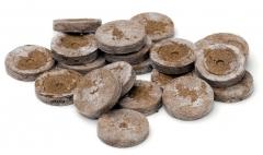 20 Stück Jiffy® Torf Quell-Tabletten