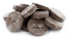 10 Stück Jiffy® Torf Quell-Tabletten