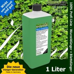 Koniferen Tannen-Dünger Fichten Kiefern XL 1 Liter