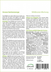 Große Gartenzwerge (1000 Korn)