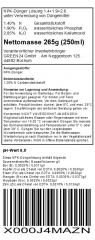 Brighamia insignis Liquid Fertilizer 250ml