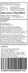 Ginkgo Liquid Fertilizer 250ml