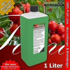Tomatendünger XL 1 Liter - Paprika Chili