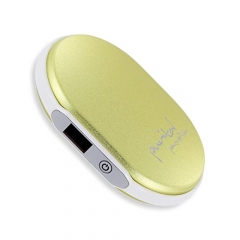 purital® Pocket-Heizung & Powerbank gold
