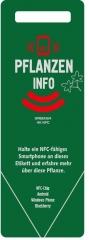 3 NFC Stecketiketten + Anhänger 4K