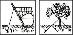 Erdanker Bodenanker Schraubanker 40cm