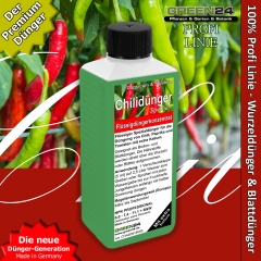 Chilli Pepper (Capsicum) Tomato (Solanum) Liquid Fertilizer 250ml
