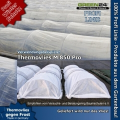 Thermovlies M850, 85g/m², 220 cm breit