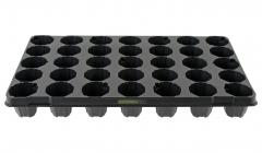 Anzuchtplatte-Topfplatte 35 Töpfe (53,0 x 31,0 cm) (Typ G24)