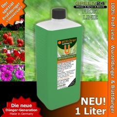 Micro+U Universaldünger für Düngerbeimischgeräte XL 1 Liter