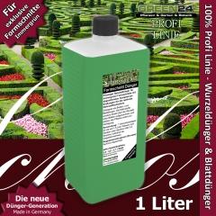 Eiben Dünger Taxus Formschnitte Schlossgarten Flüssigdünger XL 1 Liter