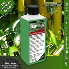 Spezial Bambusdünger FE PRO Premium 250ml mit extra Eisen