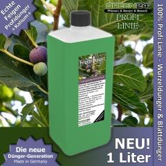 Feigen-Dünger XL 1 Liter Ficus carica Flüssigdünger