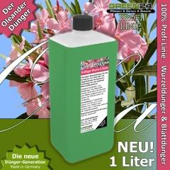 Oleanderdünger flüssig XL 1 Liter für Nerium Oleander