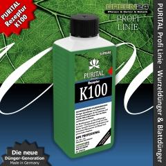 Purital Rezeptur K100 NPK 5,0+8,0+12,0 Flüssig-Dünger, System Volldünger (Stickstoff Phosphat Kalium) mit Spurennährstoffen