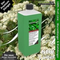 Photinia-Dünger XL 1 Liter Glanzmispel Lorbeermispel - Dünger