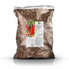 Chilierde Paprikaerde Spezial Capsicum Erde - 10 Liter
