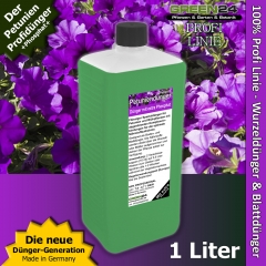 Petunien-Dünger mit extra Phosphat XL 1 Liter