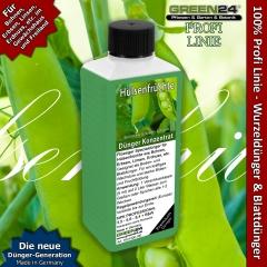 Hülsenfrüchte Dünger für Bohnen, Erbsen, Linsen flüssig mit extra Kalium 250ml