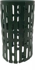 5 Stück Stammschutz-Manschette gegen Mähschäden - schützt Bäumstämme im Rasen gegen mechanische Beschädigungen