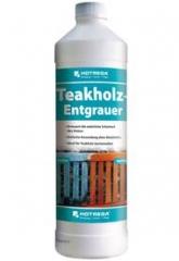 Teakholz-Entgrauer 1 Liter