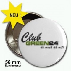 GREEN24 Club Sticker - Button